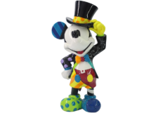 Disney Britto: Mickey Mouse with Top Hat Figurine