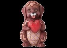 "Heartwood Creek: Pint-sized Dog ""Love Is A Faithful Friend"""