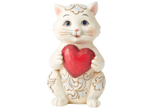 """Heartwood Creek: Pint-Sized Cat """"Purr-fectly Loved"""""""
