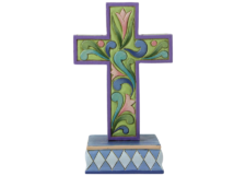 Heartwood Creek: Cross Mini Figurine