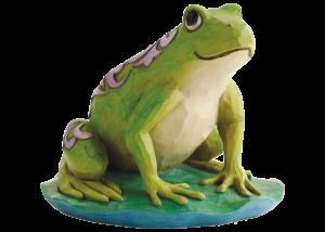 Heartwood Creek: Frog Mini Figurine
