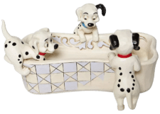 "Disney Traditions: 101 Dalmations ""Puppy Bowl"""