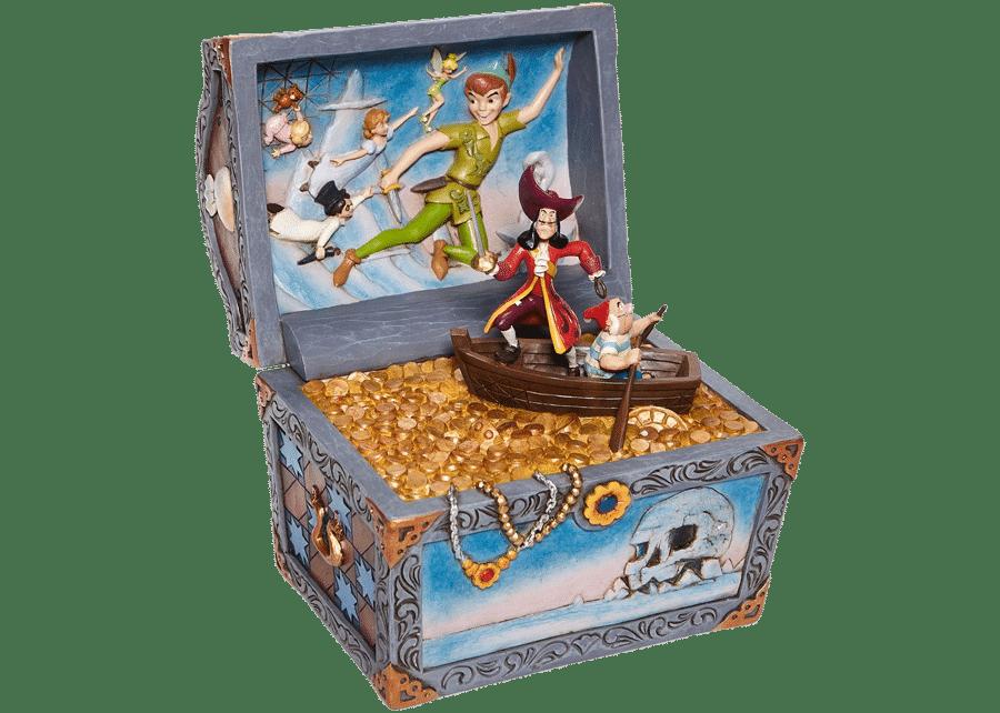 "Disney Traditions: Peter Pan ""Treasure-Strewn Tableau"""
