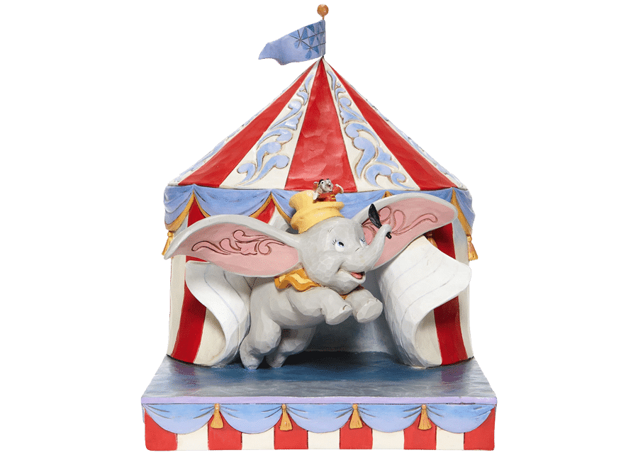 "Disney Traditions: Dumbo ""Over the Big Top"""