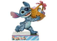 "Disney Traditions: Easter Stitch ""Bizarre Bunny"""