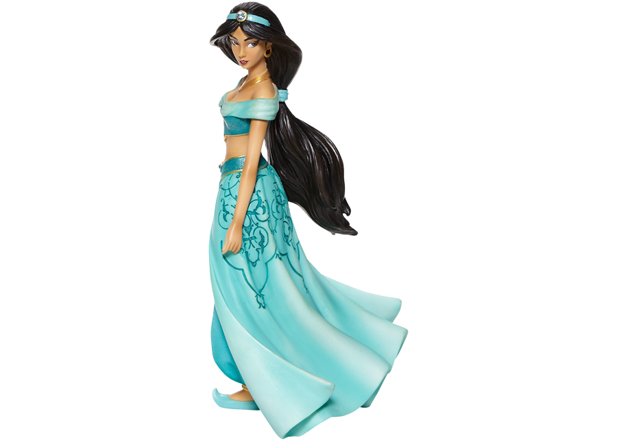 Couture de Force: Stylized Jasmine
