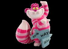 """Disney Showcase: Mini Cheshire Cat """"This Way"""""""