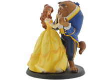 Enchanting Collection: Beauty and the Beast Wedding Cake Topper