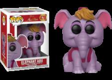 Funko Pop! Aladdin: Elephant Abu #478