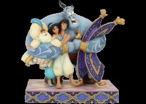 """Disney Traditions: Aladdin """"Group Hug"""""""