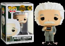 Funko Pop! Icons: Albert Einstein #26