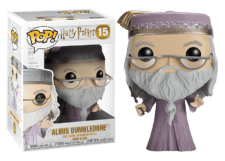 Funko Pop! Harry Potter: Albus Dumbledore #15