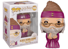 Funko Pop! Harry Potter: Dumbledore w/Baby Harry #115