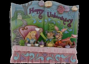 "Disney Traditions: Alice Storybook ""Happy Unbirthday"""