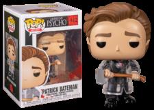 Funko Pop! American Psycho: Patrick Bateman #942