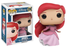 Funko Pop! The Little Mermaid: Ariel (dancing) #220