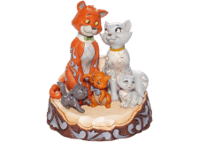 "Disney Traditions: Aristocats ""Carved By Heart"""