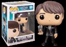 Funko Pop! Artemis Fowl: Artemis Fowl #571