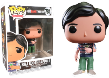 Funko Pop! Big Bang Theory: Raj #781