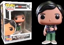 Funko Pop! Big Bang Theory: Raj #781