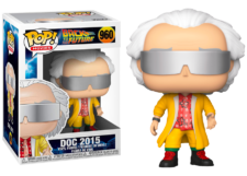 Funko Pop! Back to the Future: Doc 2015 #960