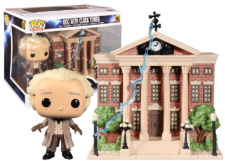 Funko Pop! Back to the Future: Doc with Clock Tower #15