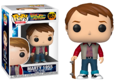 Funko Pop! Back to the Future:Marty 1955 #957