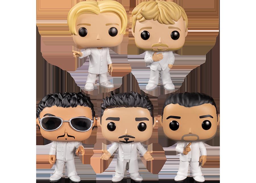 Funko Pop! Rocks: Backstreet Boys Set