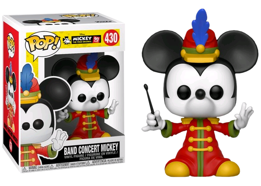 Funko Pop! Disney: Band Concert Mickey #430