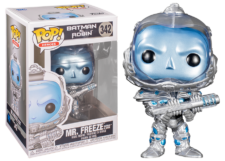 Funko Pop! Batman and Robin: Mr. Freeze #342