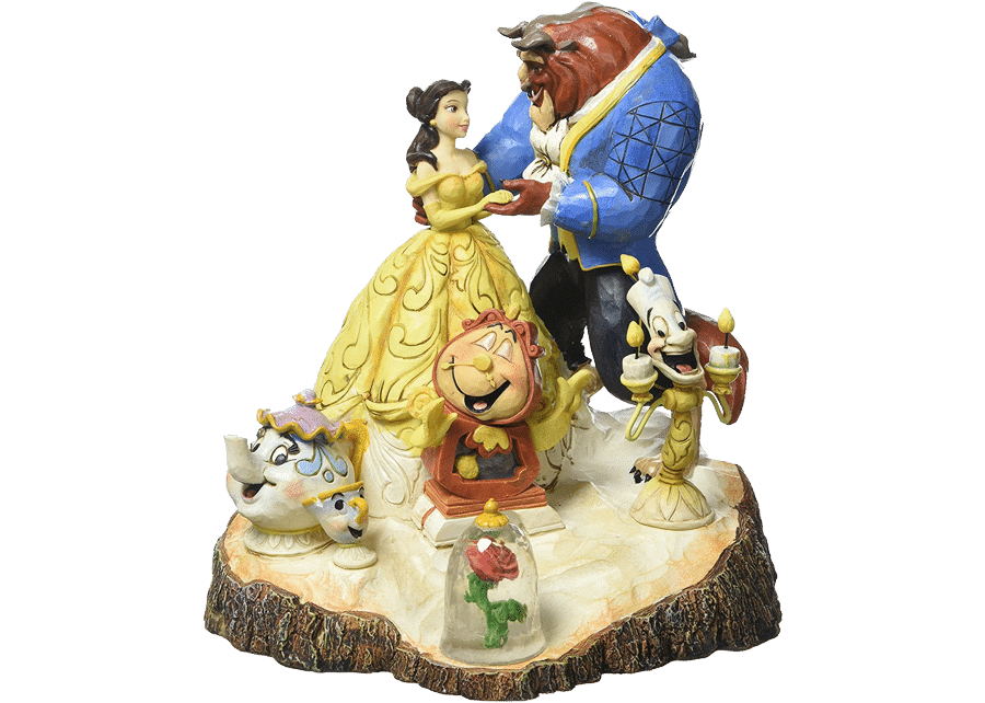 """Disney Traditions: Beauty and the Beast """"Tale as Old as Time"""""""