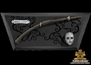 Harry Potter: Bellatrix Lestrange's Wand and Display