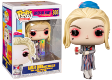 Funko Pop! Birds of Prey: Harley Quinn #303