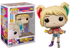 Funko Pop! Birds of Prey: Harley Quinn #302