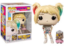 Funko Pop! Birds of Prey: Harley Quinn #308