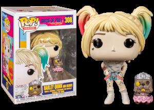 Funko Pop! Birds of Prey: Harley Quinn #308