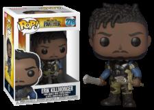 Funko Pop! Black Panther: Eric Killmonger #278