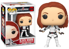 Funko Pop! Black Widow: Black Widow #604