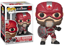Funko Pop! Black Widow: Red Guardian #608