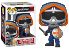 Funko Pop! Black Widow: Taskmaster #605
