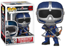 Funko Pop! Black Widow: Taskmaster #606