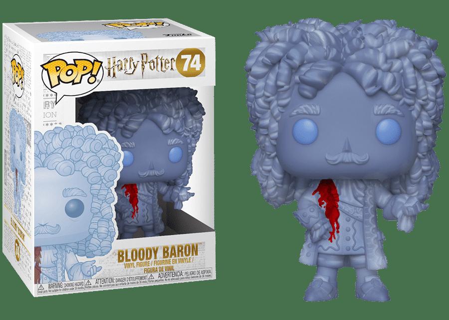 Funko Pop! Harry Potter: Bloody Baron #74