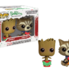Funko Bobbles: Groot and Rocket 2-Pack