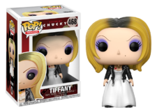Funko Pop! Bride of Chucky: Tiffany #468