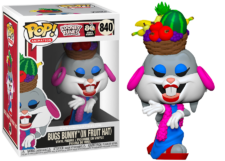 Funko Pop! Looney Tunes: Bugs Bunny in Fruit Hat #840
