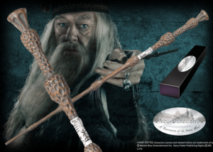 Harry Potter: Albus Dumbledore Character Wand