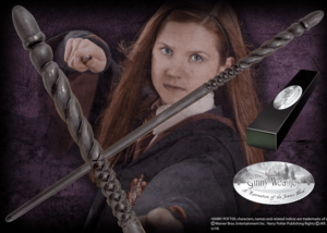 Harry Potter: Ginny Weasley Character Wand