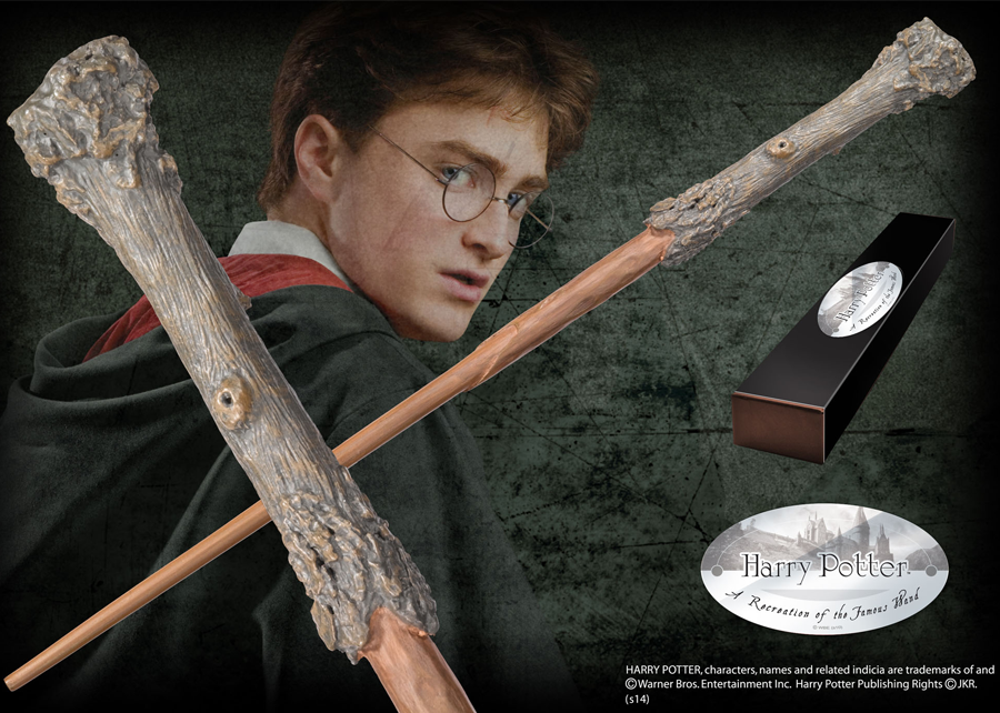 Harry Potter: Harry Potter Character Wand