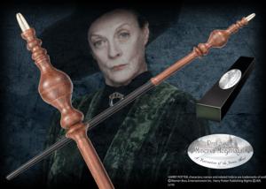 Harry Potter: Professor McGonagall Character Wand
