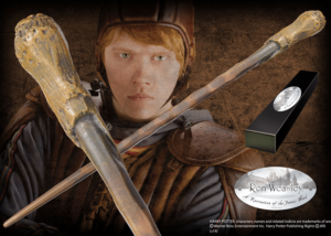 Harry Potter: Ron Weasley Character Wand